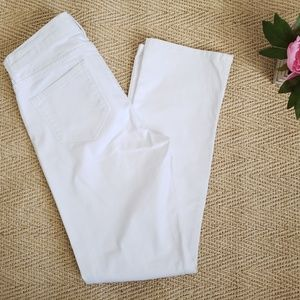 NYDJ  White lift tuck Technology High Rise Jeans